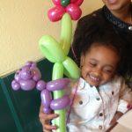 balloon sculptures, balloon sculpture, balloon twisting, Party Talent LLC