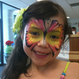 Facepainting - Other Performers Icon A