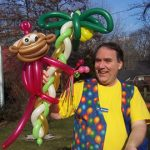 Mr. Bungles,Party Talent LLC,Balloon artists, balloon sculptures, balloon sculpture