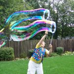 Bubble fun, bubble show, birthday bubble show