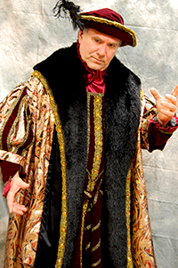 King Henry XVIII