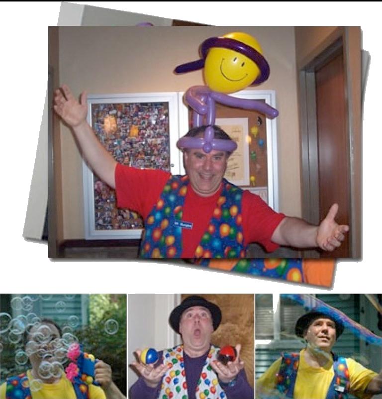 Mr. Bungles Party Entertainment