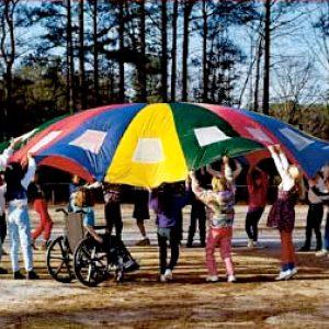 Parachute Parties