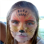 Kitty Face Face Painter