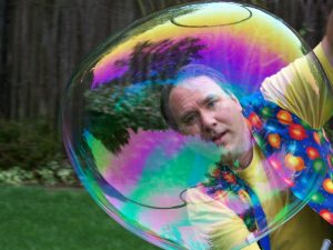 Mr. Bungles in a Bubble